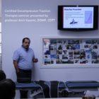 Certified Decompression Traction Therapist seminar presented by professor Amir Kazemi-DOMP-CDTT