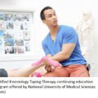 Certified Kinesiology Taping Therapy