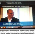 Dr Daniel Nuzum - National University of Medical Sciences student