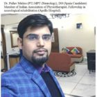 Dr Mishra gives testimonial