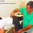 Dr Pourgol Teaching Counterstrain techniques