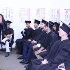 Dr Pourgol at graduation day ceremony - Feb 2017