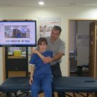Dr Shahin Pourgol, osteopath