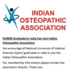 Indian Osteopathic Association