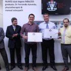 NUMSS MBA-DO Dual Degree Graduate - Dr Fernando Azevedo