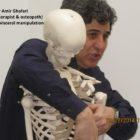 Professor Amir Ghafari teaching osteopathy