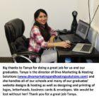 Tanya Shirazi of Diva Marketing and Hosting Solutions