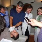 Teaching TMJ techniques to Doctor of Physical Therapy