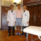 With NUMSS DPT students in Madrid