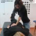 osteopathy students of NUMSS in Madrid