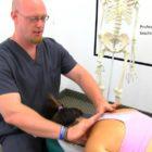 professor daniel nuzum teaching lost technique of osteopathy
